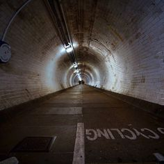 Beautiful London Tunnels | Londonist