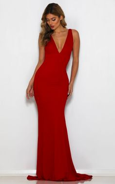 Abyss by Abby Natalijia - Red - Lady Luxe Boutique Pretty Quinceanera Dresses, Pageant Dresses, Homecoming Dresses, Evening Dresses, Formal Dresses, Long Dresses, Long Mermaid Dress, Party Dress Sale, Fishtail Skirt