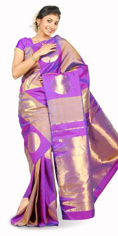 Buy online pure kanchipuram silk sarees at best in India at amazon .in. Choose from wide variety of kanchipuram designer sarees online.