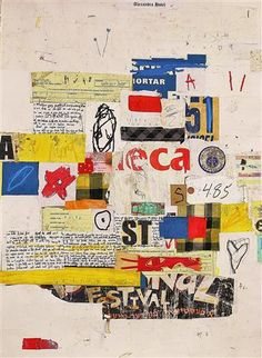 Edward Goss. Reminiscencias de Basquiat.