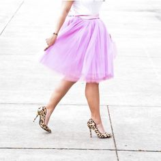 A personal favorite from my Etsy shop https://www.etsy.com/listing/235858695/clarisa-tulle-skirt-lilac-tulle-skirt