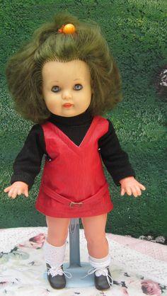 1 of 3: Kaufhaus Schidkröt-Puppe aus den 60er Jahren !!!