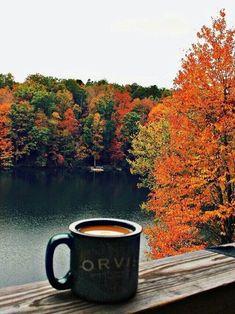 Картинка с тегом «autumn, fall, and coffee»