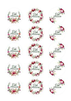 Zahari is now printing edible images designed for cupcakes. This is an easy and inexpensive way to make your cupcakes look professional and unique. Images Eid Mubarak, Eid Adha Mubarak, Eid Mubarak Wishes, Eid Cupcakes, Eid Cake, Eid Mubarak Stickers, Eid Stickers, Fest Des Fastenbrechens, Eid Moubarak