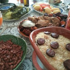 Arroz de cozido à portuguesa
