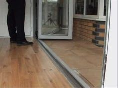 Folding Patio Doors, Aluminium Windows And Doors, Doors Online, Deck Plans, Store Fronts, Bespoke, Glass, Wall, Youtube