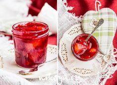 Варенье из кизила с ванилью и грушами