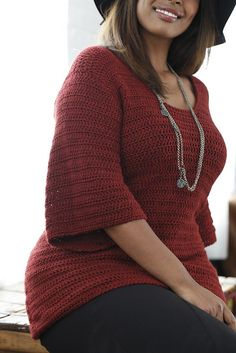 Ravelry: The Essential Pullover pattern by Mary Beth Temple