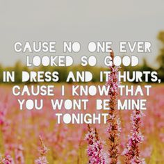 Nobody Compares~One Direction