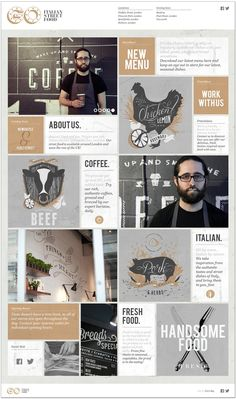 pinterest.com/fra411 #webdesign - Go-Food