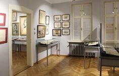 Fałatówka –  Julian Fałat Museum in Wilkowice