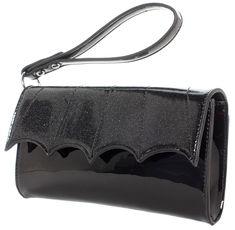 SOURPUSS BAT WING WRISTLET - Sourpuss Clothing Sourpuss Clothing 97c730f359c89