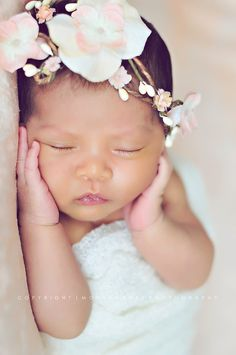 Modern Baby Photography | Florida Photographer Newborn Session