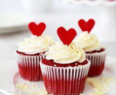 RICETTE SAN VALENTINO – DOLCI – Red Velvet Cupcake