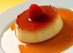"""Caramel custards best uses are for flan or filling for doughnuts or pastries. It is a delicious dessert """"sauce"""" that is super simple to make at home. Pudding Desserts, Custard Desserts, Köstliche Desserts, Good Desserts To Make, Kinds Of Desserts, Creme Caramel, Mexican Flan, Greek Sweets, How To Make Caramel"""