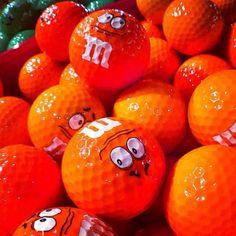 #M's #Golf balls