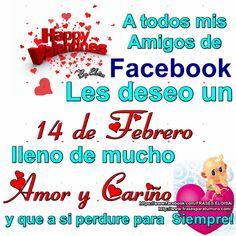 FrasesparatuMuro.com: A todos mis amigos de facebook