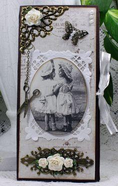 Chokladkort Sweet Box, Envelopes, Vintage World Maps, Christmas Cards, Card Making, Shabby, Scrapbooking, Album, Frame