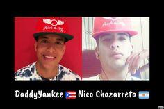 Daddy Yankee Nico Chazarreta