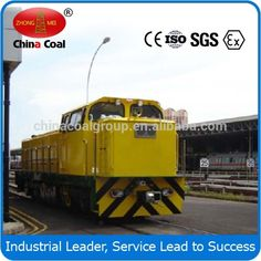 Shandong China Coal Group Co. Locomotive, Diesel, Industrial, China, Locs, Porcelain