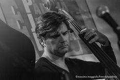 Agulhon Laurent Müller trio, hotel Plaza, martedì 10 novembre. Scatto di Massimo Maggiolo per Fotoclub Padova.
