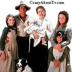 Little House On The Prairie ~ still in love with Michael Landon and now Melissa Gilbert
