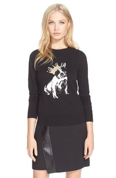 Ted Baker London 'Ashorne' Intarsia Pullover available at #Nordstrom