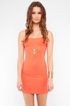 $40 Watch Your Slip Dress
