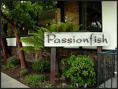 Love.love.love this incredible restaurants.  D & my fav restaurant ever!!!!! Passionfish in Pacific Grove.