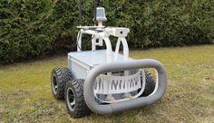 Meet Big Rob the Raspberry Pi powered robot http://go.shr.lc/2m6Km9V #robots #bigrob #IngmarStapel #themaker #raspberrypi #computers #gps