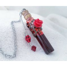 Exhilarating Jewelry And The Darkside Fashionable Gothic Jewelry Ideas. Astonishing Jewelry And The Darkside Fashionable Gothic Jewelry Ideas. Witch Aesthetic, Red Aesthetic, Fantasy Jewelry, Gothic Jewelry, Cute Jewelry, Jewelry Accessories, Jewelry Box, Bullet Jewelry, Yennefer Of Vengerberg