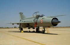 MiG-21 - Indian Air Force