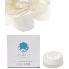 Oneself Hawaiian Flower Lei Perfume Balm (90 CAD) ❤ liked on Polyvore featuring colorless