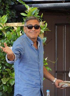 Quand George Clooney se retrouve au lit avec Cindy Crawford