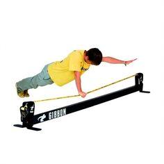 2163404 Gibbon Slackline med stativ - Slackrack Komplett med Gibbon Slackline - L: 3 m Slacks, Gym, Sports, Hs Sports, Sport, Training, Gymnastics Room
