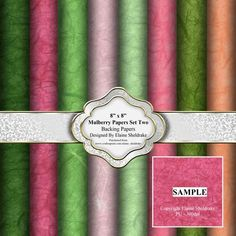- Eight beautiful sheets of faux Mulberry backing papers for you to make stunning cards. pretty scrapbook pages, as well as fo. Scrapbooking, Scrapbook Pages, Bear Template, Single Sheets, Paper Design, Digital Image, Christmas Holidays, Craft Projects, Card Making