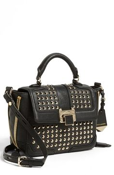 Rebecca Minkoff 'Elle - Mini' Studded Crossbody Satchel, Small available at #Nordstrom - Love the studs, so cute!