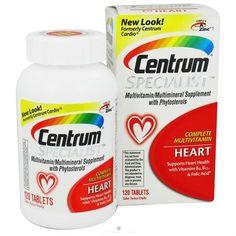 Centrum Specialist Heart, 120 Count - Rakuten.com