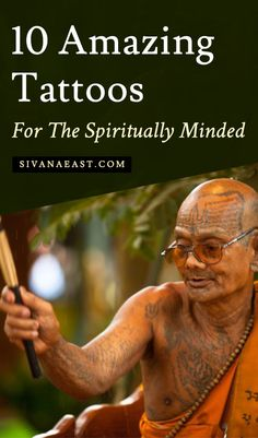 10 Amazing Tattoos For The Spiritually Minded