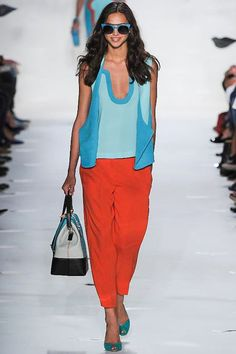 Diane von Furstenberg Spring 2013 Ready-to-Wear Collection Slideshow on Style.com