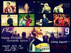Happy Birthday Fernando Torres !