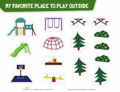Worksheets: My Playground