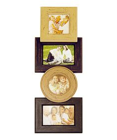 Take a look at this Weathered Collage Picture Frame by Picture Perfect: Frames on #zulily today!