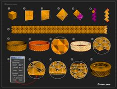 This is the third part of the Polygonal Modeling Essentials series has been so successful visits in the 2 previous post...