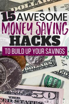 Not only did these tips help me build up my savings account quickly and easily but I was surprised to find out that it actually set me up for saving money every single month! If that's not a budgeting win-win then I don't know what is! Save Money On Groceries, Ways To Save Money, Money Tips, Money Saving Tips, Money Savers, Money Hacks, Frugal Living Tips, Frugal Tips, Frugal Family