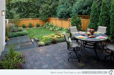 15 Backyard Landscaping Ideas