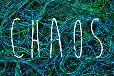 Chaos (and how to handle it): this week on the blog.