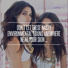 Don't Let #These Nasty Environmental #Toxins Anywhere near Your Skin ... → #Skincare [ more at http://skincare.allwomenstalk.com ]  #Irritation #Skin #Rashes #Healthy #Nasty