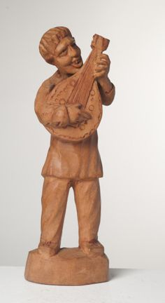 Cizin. Banda Cabaçal. 30 cm Popular Art, Arte Popular, Garden Sculpture, Outdoor Decor, Pinterest Decorating, Craft, Culture, Artists