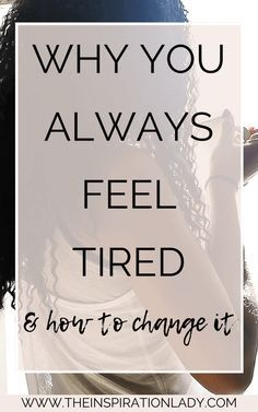 Why You Always Feel Tired (+ How To Change It!) is part of health-fitness - Do you constantly feel tired Here is a list of 7 reasons why you might feel like you're always lacking energy, and what you can do to change it! Constantly Feeling Tired, Feel Tired, Always Tired, Tired Mom, Herbal Remedies, Health Remedies, Herbal Cure, Health Tips, Health And Wellness